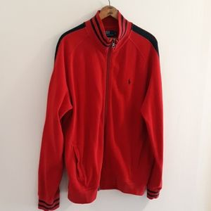 Vintage Ralph Lauren sweater jacket